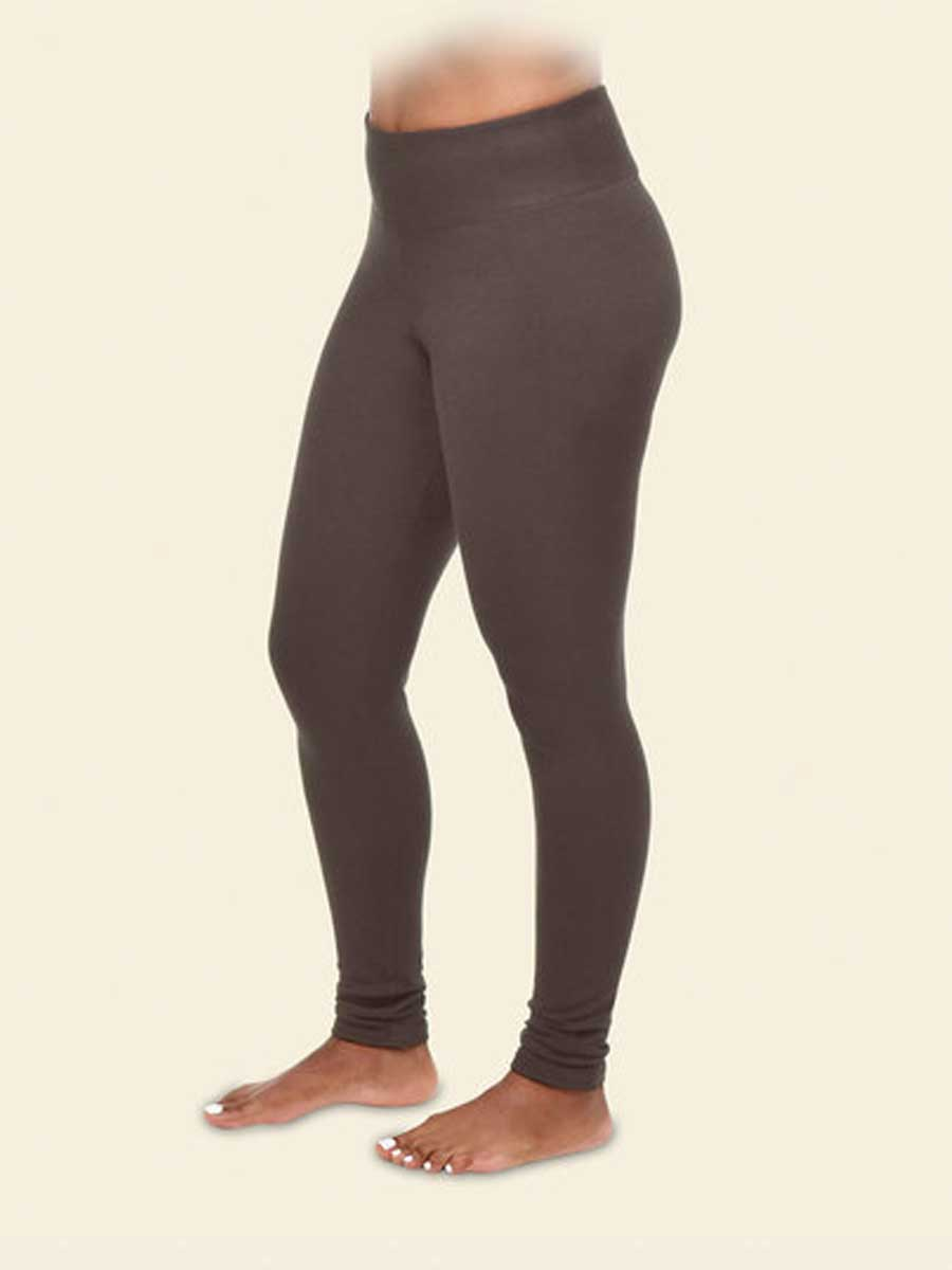 Organic Cotton Fleece Leggings