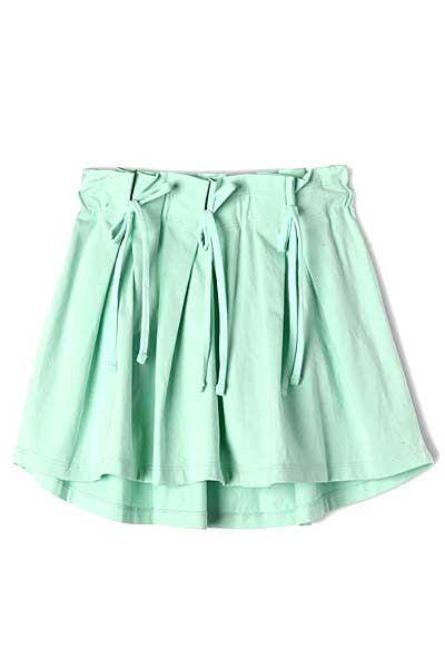 Organic Cotton Skirt Cecilia - kids 3 to 5 y.o. - Natural Clothing Company