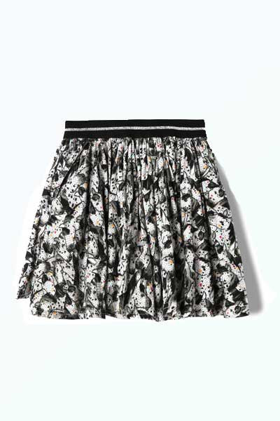 Organic Cotton Skirt Ava - kids 3 to 6 y.o. - Natural Clothing Company
