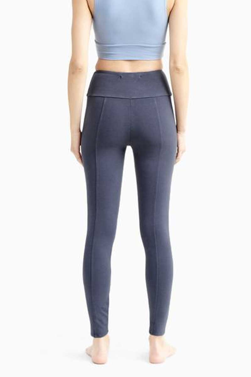 Tencel Seam Leggings - High Waisted