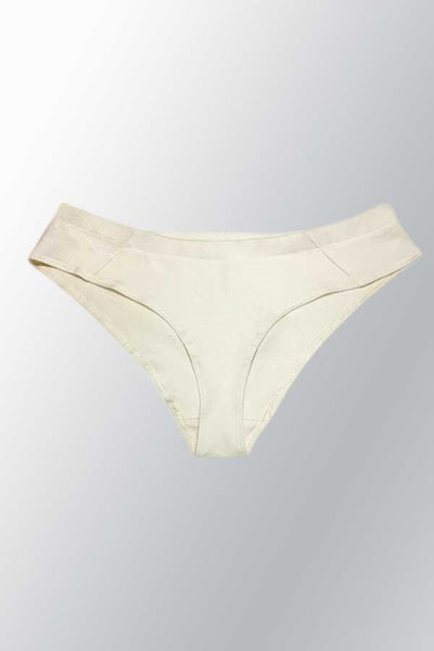 Organic Cotton Cheeky Bikini - Natural Clothing Company