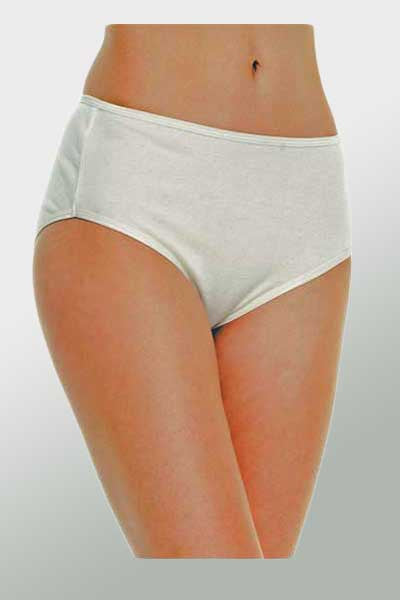 Women's Organic Cotton Full Briefs