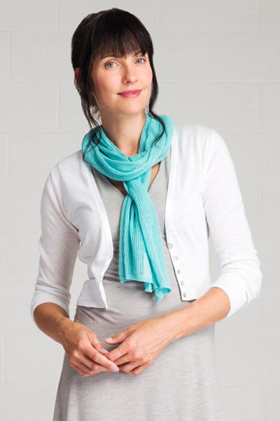 Organic Cotton Scarf - Natural Clothing Company