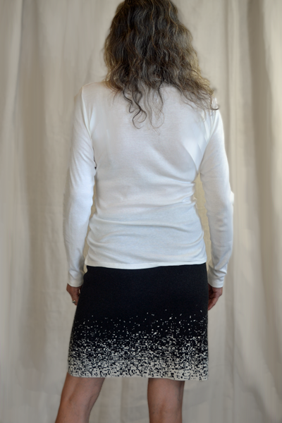 Organic Cotton Skirt - Speckles