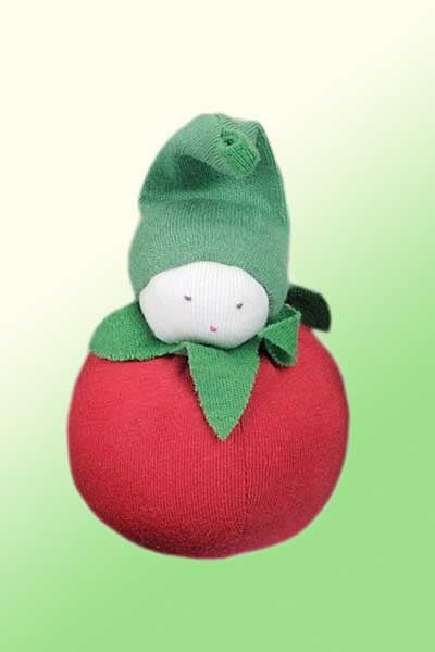 Organic Cotton Toy - Fruits and Veggies