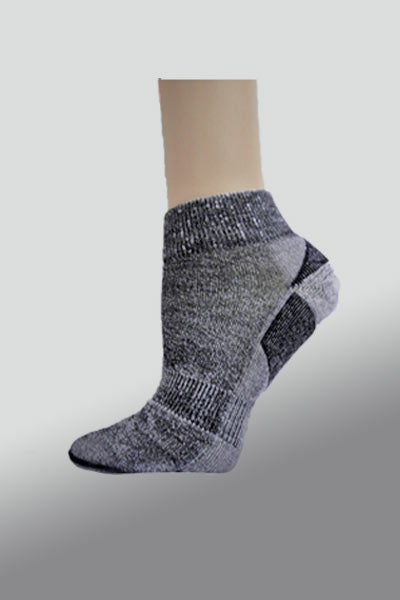 Organic Wool Socks - ankle height - Natural Clothing Company
