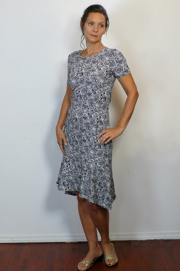 Organic Cotton Dress - Ellie - Natural Clothing Company