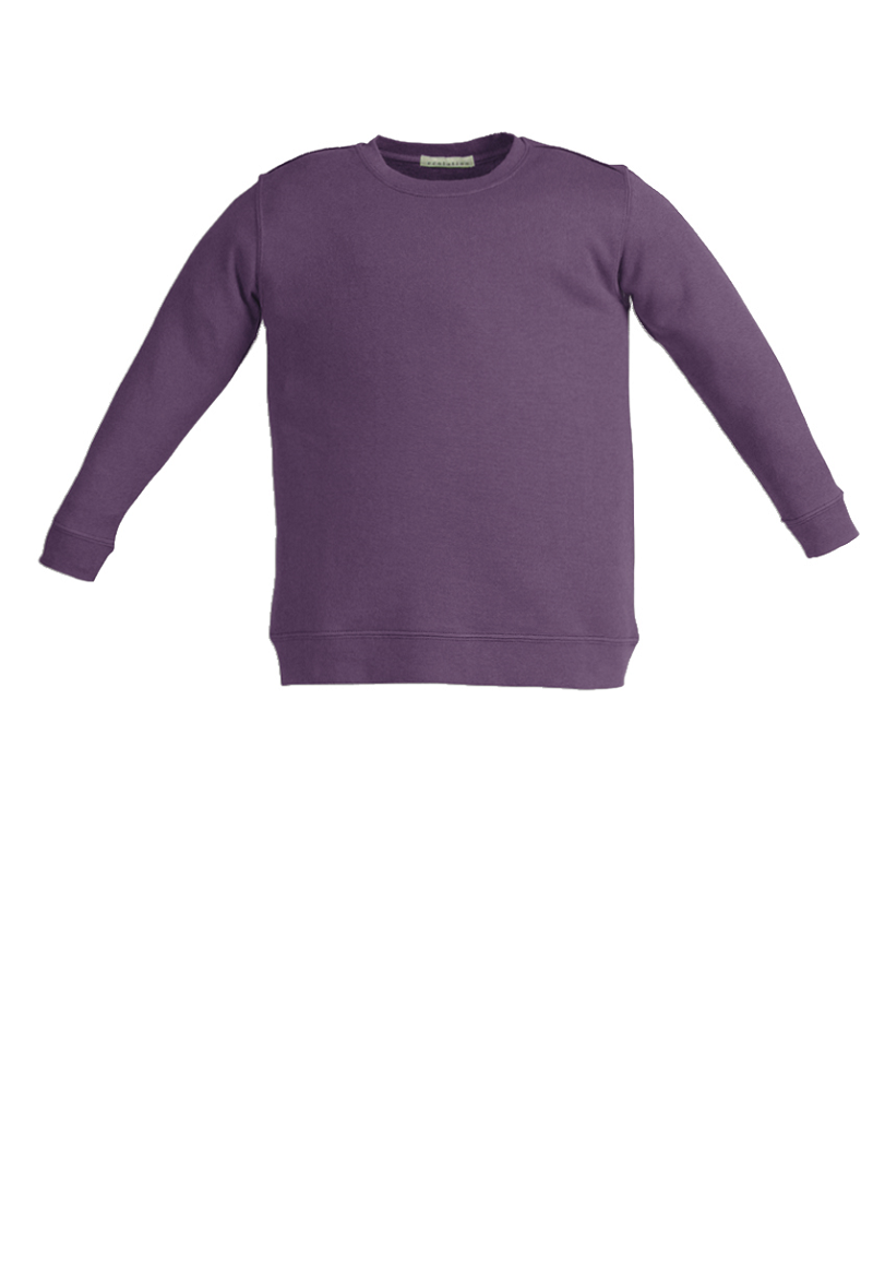 Organic Cotton Fleece Sweatshirt - Natural Clothing Company