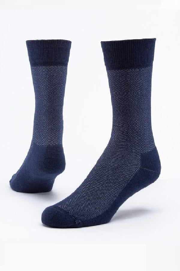 Women's Dress Socks - Cushion Foot