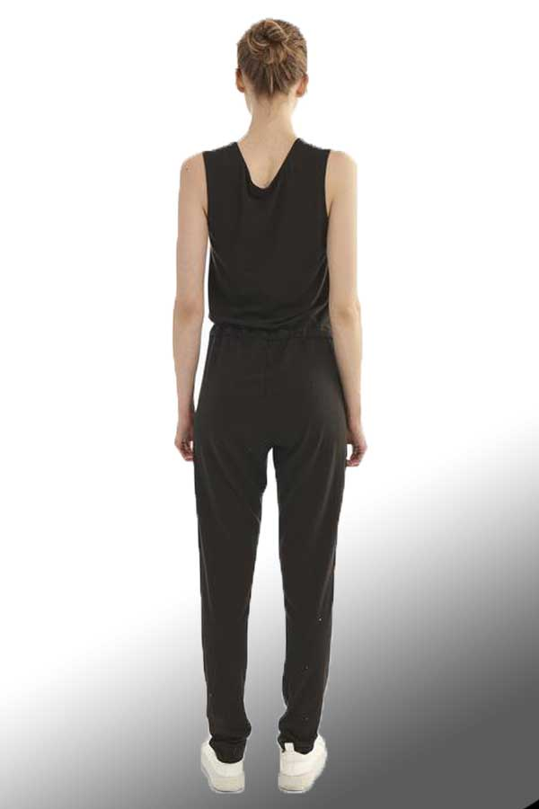 Tencel Jumpsuit - Angelou