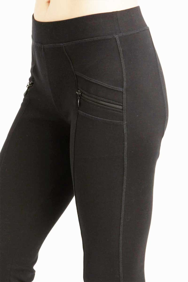 Midrise Riding Pant - Natural Clothing Company