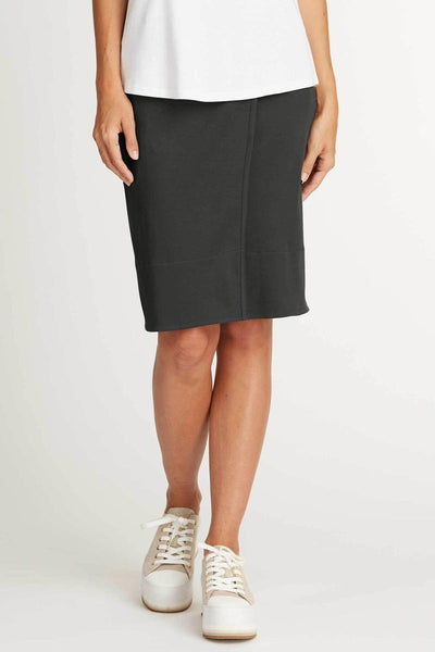 Organic Cotton Wrap Skirt