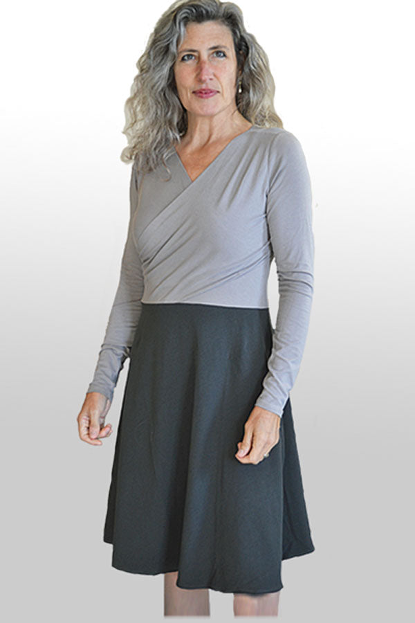 Organic Cotton Dress - All Day - Natural Clothing Company
