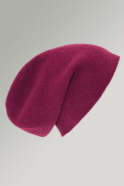 Wool Beanie Hat - Berkeley