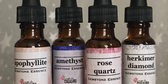 Catalina Aromatherapy Gemstone Essences