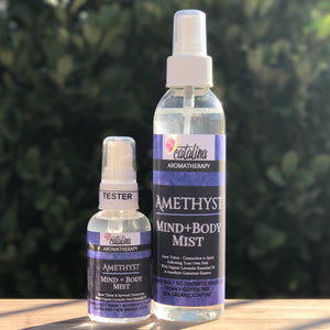 AMETHYST Mind + Body Mist
