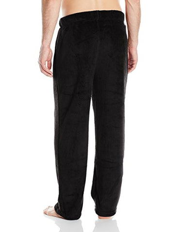 Intimo Men's Plush Solid Pant