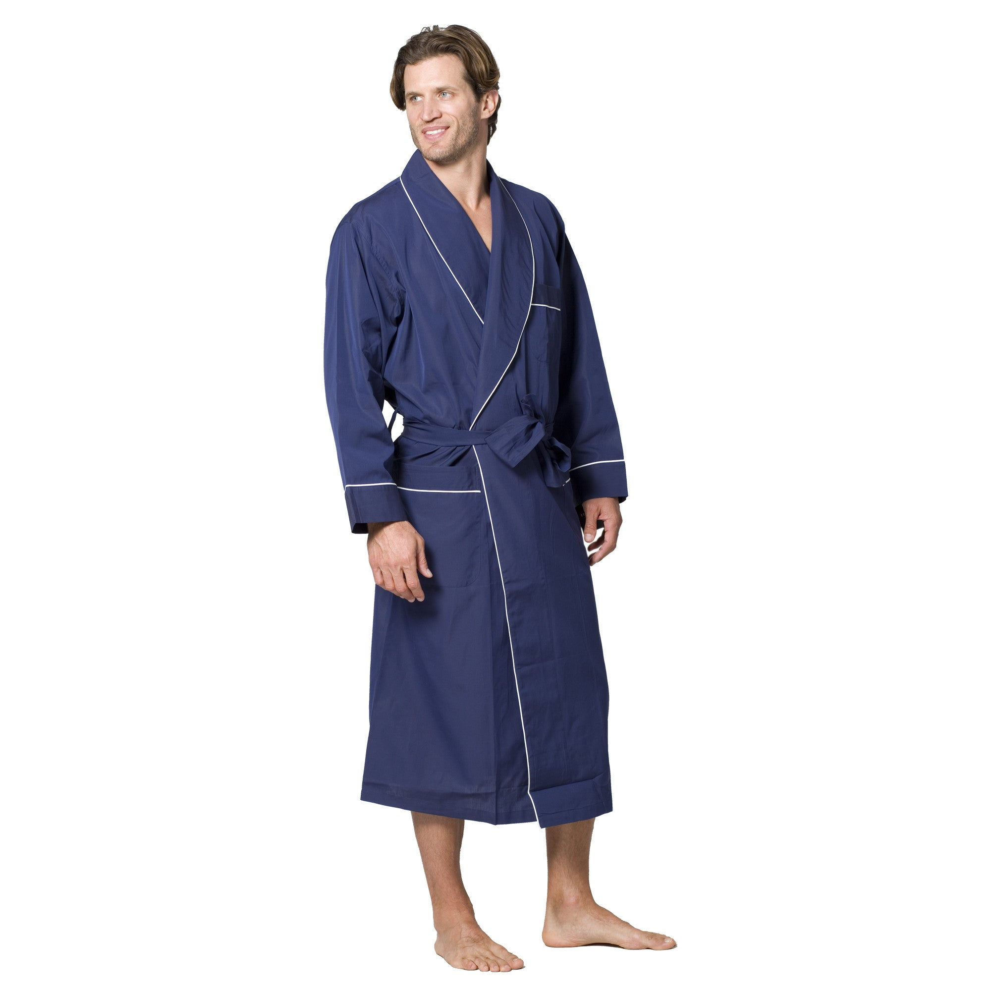 Men s Cotton Woven Robe - Shop Intimo – Intimo Inc 732934b54