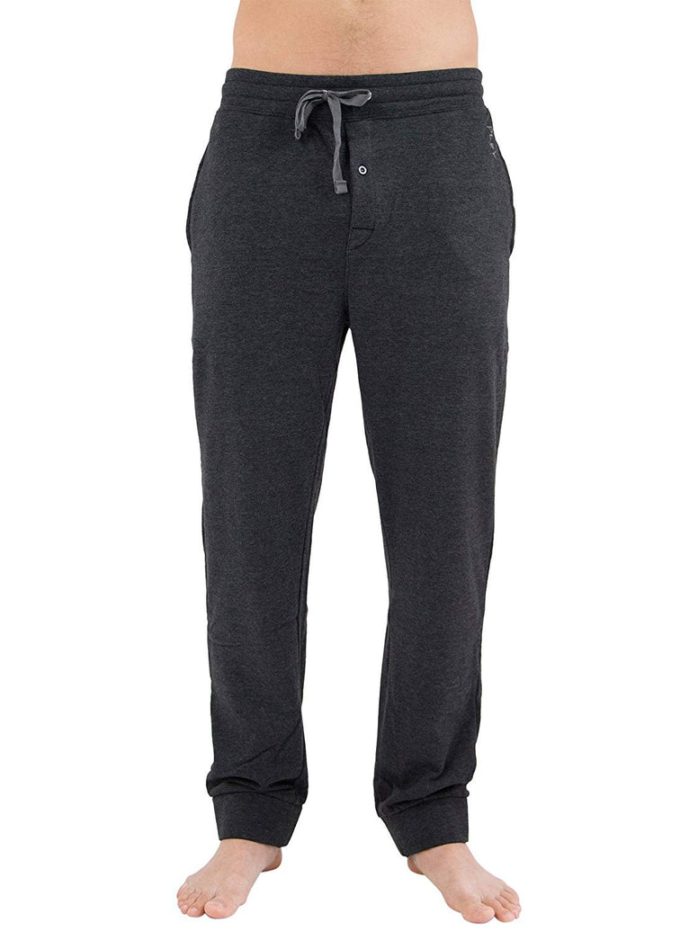 Intimo Men's Loft Fleece Pajama Sleep Pants