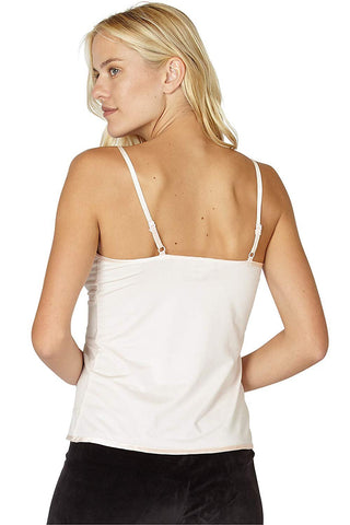 Intimo Women's Knit Cross Over Camisole