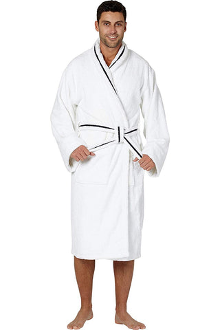 Intimo Men's Shawl Terry Loop Robe