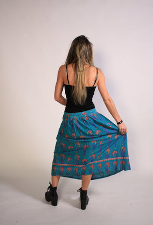 Hippie Free Size Skirt
