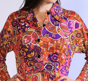 Kaleidoscope Dress Sz M
