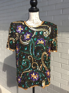 Sequin shirt (large)