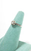 SOLD -- 1960s 14k Gold & 1/3 cttw Old European Cut Diamond Solitaire Engagement Ring