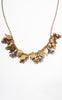 1930s Bacchanal Grape Necklace