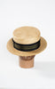 SOLD -- 1950s Knox Boater Hat with Original Box