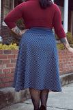 Effies Heart Polkadot Simone Skirt