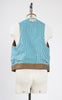 Scully Men's Brown Cotton Canvas Vest