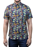 Men's Kennington Heritage Shirt - Floral