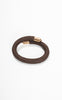 1875 Victorian Brown Hair Bracelet