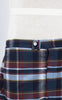 SOLD -- 1960s Plaid Swim Trunks