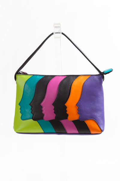 Deco Silhouette Purse