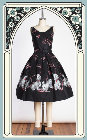Retrospec'd Walk in the Park Dress