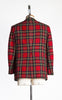 SOLD -- 1970s Milton's Clothing Cupboard Royal Stewart Tartan Wool Jacket
