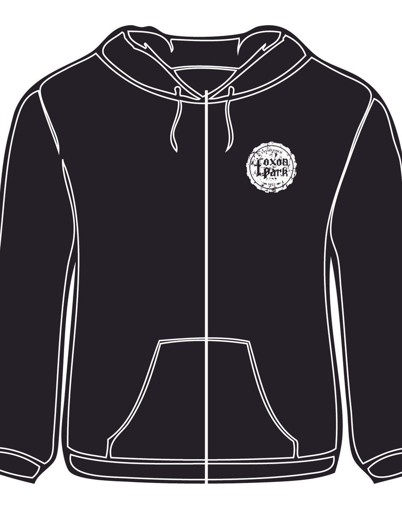 FP Bottle Cap Hoodie with Zipper
