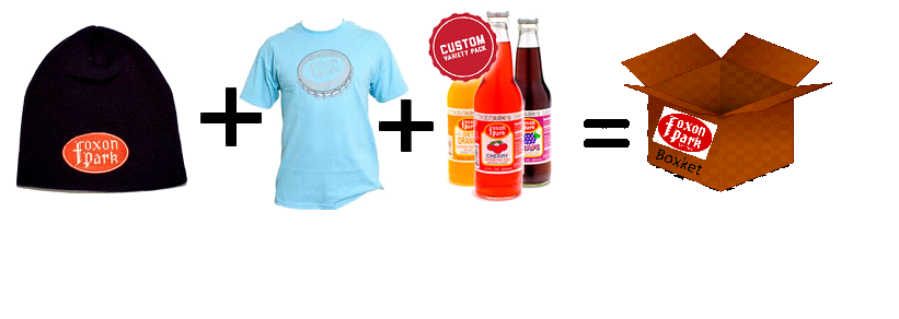 Special FPB Boxket: Beanie, Bottle Cap Shirt, & 12 pack