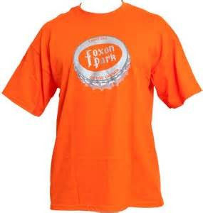 Foxon Park Bottle Cap T-shirt