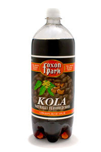 Kola Soda, 1 Liter Bottle (Case of 12)