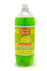 Lemon Lime Soda, 1 Liter Bottle (Case of 12)