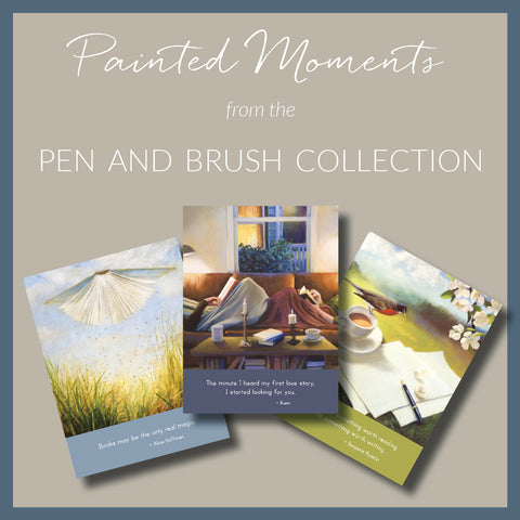 Painted Moments by Deborah DeWit