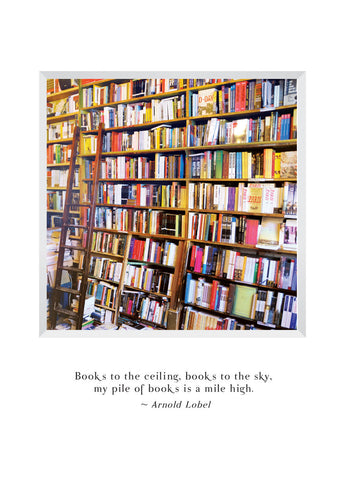B639 - Books to the Ceiling