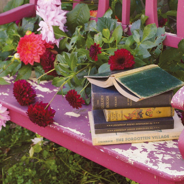 Q137 - Books in Bloom