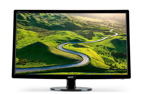"ACER 24"" LED MONITOR 1MS"