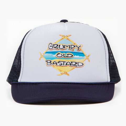 Grumpy Old Bastard - Trucker Hat