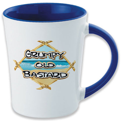 Grumpy Old Bastard - Coffee Mug